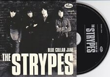 THE STRYPES BLUE COLLAR JANE RARE 1 TRACK PROMO CD