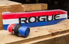 "Rogue Fitness Strength Wrist Wraps Pair Straps Crossfit 35"" Weight Lifting"