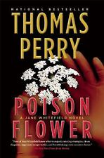 Poison Flower (Jane Whitefield) Perry, Thomas Paperback