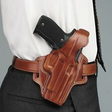 "Galco FLETCH Holster S&W J Frame 38/357, 2"" Right Hand Tan, Part # FL160"