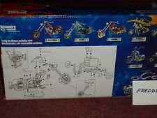 ERTL OCC ORANGE COUNTY CHOPPERS MILLER WELDER BIKE MODEL KIT 1/10 RARE!!