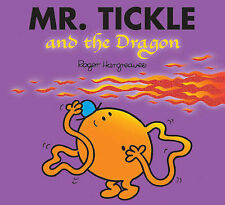 Mr. Tickle and the Dragon (Sparkly Mr. Men Stories), Hargreaves, Roger, New Book