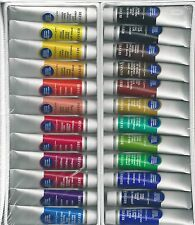 REEVES WATERCOLOR PAINTS ~ 24 TUBE SET!