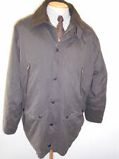 "Barbour T267 Epsom Microfibre fleece lined jacket XL 46-48"" Euro 56-58 in Brown"