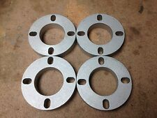 25mm alloy wheel spacers 95-114mm PCD Mk1 Mk2 Escort RS race rally RS AW-08x4