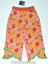 Matilda Jane 10 NEW It's a Wonderful Parade Relay Race Lounge Pants Crop kg1