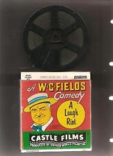 """8mm Vintage Movie Film-Mesita campos comedia """"una risa Riot"""""""
