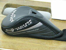 Adams Speedline Fast 12 LS Driver Headcover Black/Gray BRAND NEW!!