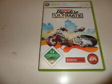XBox 360   Burnout: Paradise - The Ultimate Box