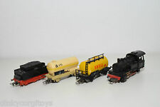 LOT 4X TRAIN AND WAGON TANKER GOOD CONDITION