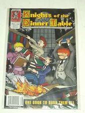 KNIGHTS OF THE DINNER TABLE #66 KENZER & COMPANY APRIL 2002