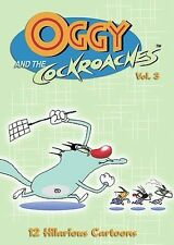 Oggy and the Cockroaches - Vol. 3 (DVD, 2003)