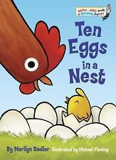 Bright and Early Books: Ten Eggs in a Nest by Marilyn Sadler (2014, Picture...
