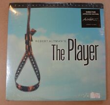 THE PLAYER (1992) The Criterion Collection  LASERDISC NEW