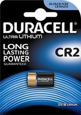 Duracell CR2 Battery for Bushnell V2 Golf Laser Rangefinder 3V Lithium Batteries