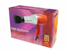 CHI Deep Brilliance Low EMF Hair Dryer - Orange