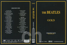 The Beatles GOLD Greatest Hits  DVD NEW