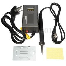 Mini Digital Portable Soldering Iron Station Controller + T12 Heating Cores