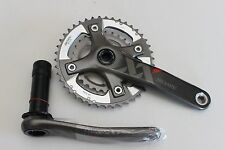 New SRAM XX Carbon Crankset 170mm Black BB30 PF30 10 Speed 42-28 T Mountain Bike