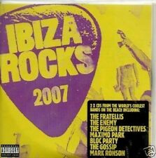 (195X) Ibiza Rocks 2007 - Double DJ CD