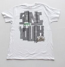 Sonic Youth - Concrete Poem T-Shirt (Mens MEDIUM)