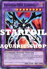 Yu-Gi-Oh! Escuridao Eroe Elementale STARFOIL SP13-IT046 Elemental HERO Forte