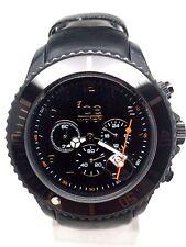 Ice-Watch Chrono - Matte Black - Big Men's watch #CH.BK.B.L.