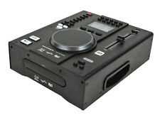 Monoprice 614410 Tabletop DJ CD Player with USB Flash Player and FX