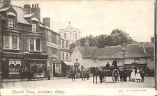 Waltham Abbey. Market Place # 231 in F.G.Case series.