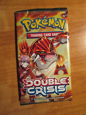 1x Pokemon DOUBLE CRISIS 7-Card Booster TEAM MAGMA Pack from Blister Promo Set
