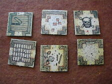 ROOM TILES LOT 14 DUNGEONQUEST / GAMES WORSHOP
