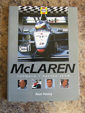 McLaren : Formula 1 Racing Team by Alan Henry (Paperback, 1999)