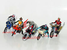 Bandai Masked Rider Machines Chronicle part.1 gashapon figure ( Fll set 5 Pcs)