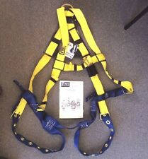 DBI SALA Full Body WORK Safety Harness Size U CONSTRUCTION Fall Protection NEW
