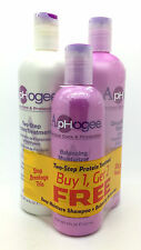 Aphogee Two-Step Protein Treatment,balancing Moisturizer,Deep shampoo Jumbo Pack