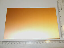 Fiber glass  PCB Board,Copper Clad Circuit Board Single Side 125x200mm.