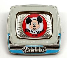 NEW Disney GenEARation D TV Mickey Mouse Club Pin Through the Years LE 300