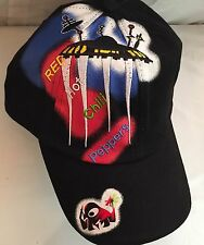Red Hot Chili Peppers Hat Brand New! Unique RHCP Cap Adjustable UFO