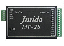 MULTIFUNCTION USB Data Acquisition 24bit ADC,Free Software,Drivers and Demo Code