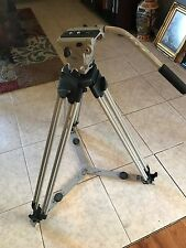 Vinten Vision 3 Fluid Head & Aluminum Tripod works great.. shipping at cost