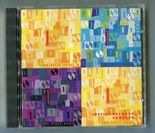 Justice Records Sampler  CD  THE FIRST YEAR © 1990 made in USA - JR# 0002-2 JAZZ
