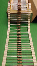 Resistor 15 Ohms 0.5 W 1/2 Watt 5% Carbon Film 15E 15R Ohms x1000pcs BULK Offers