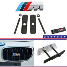 Grill Frontgrill Metal Emblem Badge Decal Logo Car Auto Trunk For BMW M Hot Sale