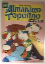 Almanacco Topolino n. 12 - Dicembre 1967 - Edizioni  Mondadori
