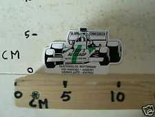STICKER,DECAL EDDY'S AUTOSHOP ROTTERDAM ALARM ZONNEDAKEN FORMULA ONE