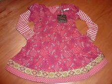 MATILDA JANE GIRLS SIZE 2 PINK PERSEPHONE ORNAMENTS/HOLIDAY DRESS~NEW WITH TAGS