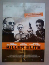 Filmplakat : Killer Elite ( Jason Statham )