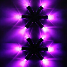 Waterproof Super Bright PURPLE Mini Led Lights x 10