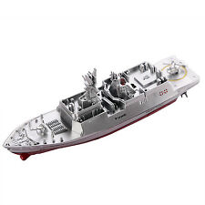 2.4GHz RC Mini Indoor Remote Control Boat Watercraft Military War Battle Ship