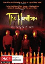 The Hamiltons  (DVD, R4, 2007, Horror, Free Postage)
